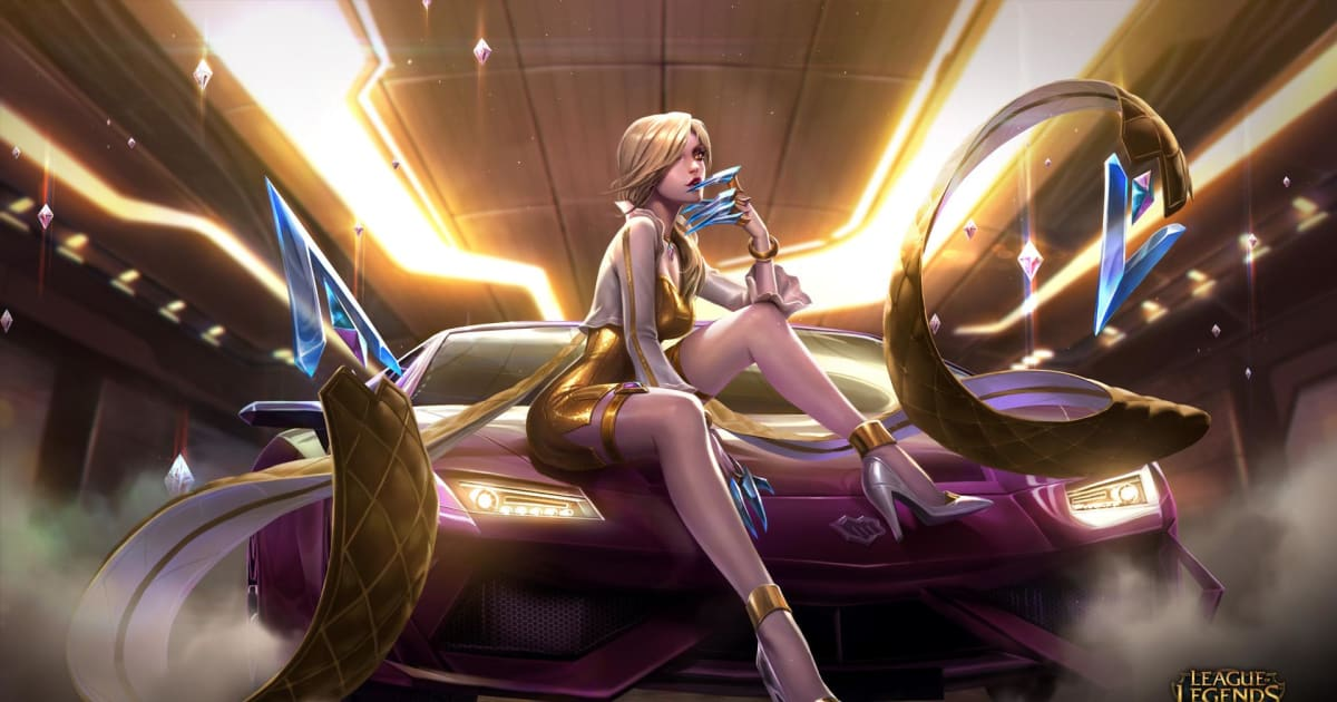 Zed Galaxy Slayer Wallpaper Hd 4k: New K/DA Evelynn, Galaxy Slayer Zed And IG Worlds Skins