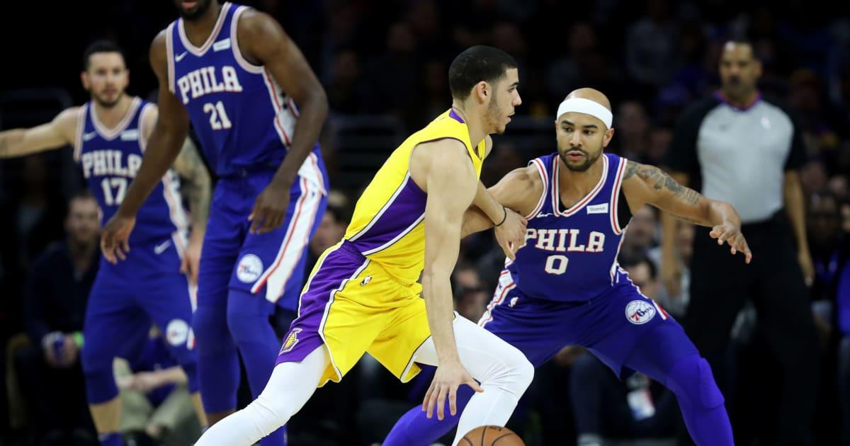 NBA Live Stream Reddit for Lakers vs 76ers | 12up