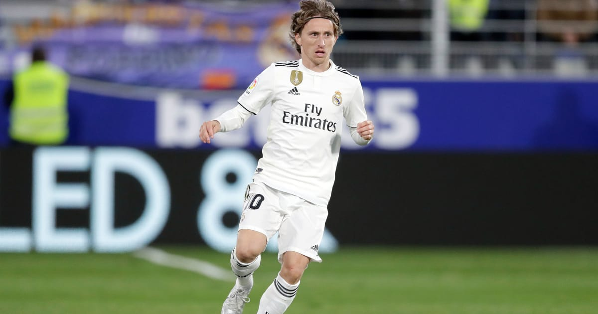Luka Modric Believes Real Madrid are More Motivated When There is a Trophy at Stake