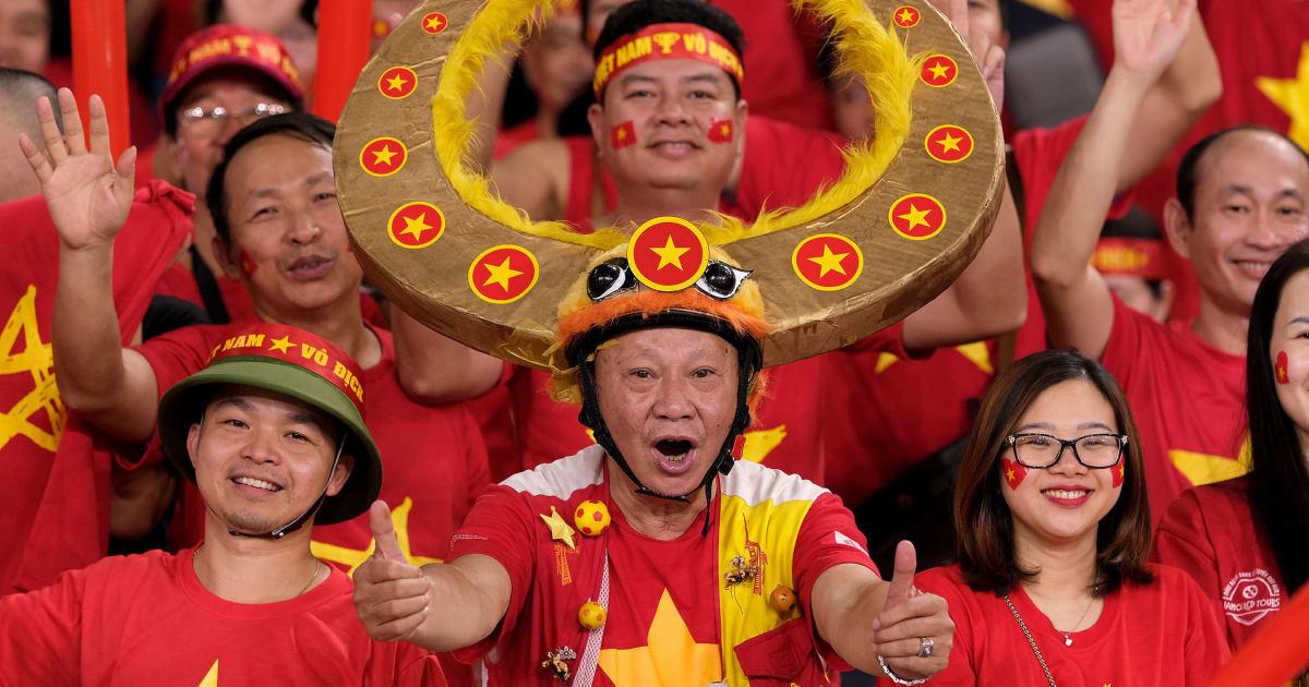 Công bố slogan CỰC CHẤT của ĐT Việt Nam chinh chiến tại Asian Cup 2019