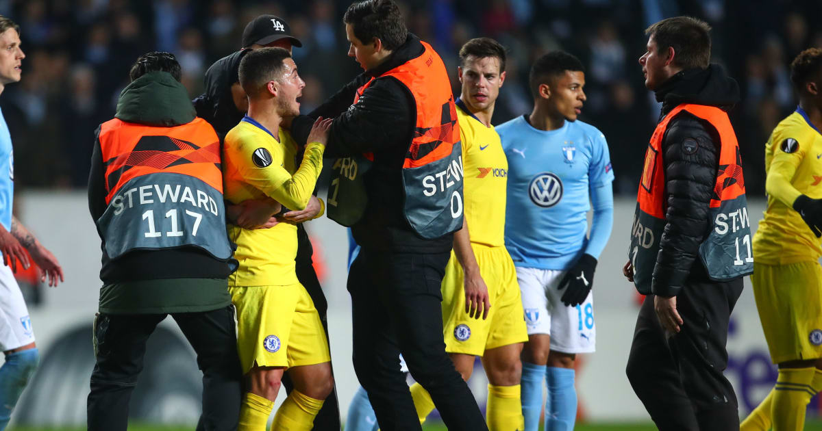 Chelsea & Malmo Charged by UEFA Following Supporter Trouble During Europa League Clash