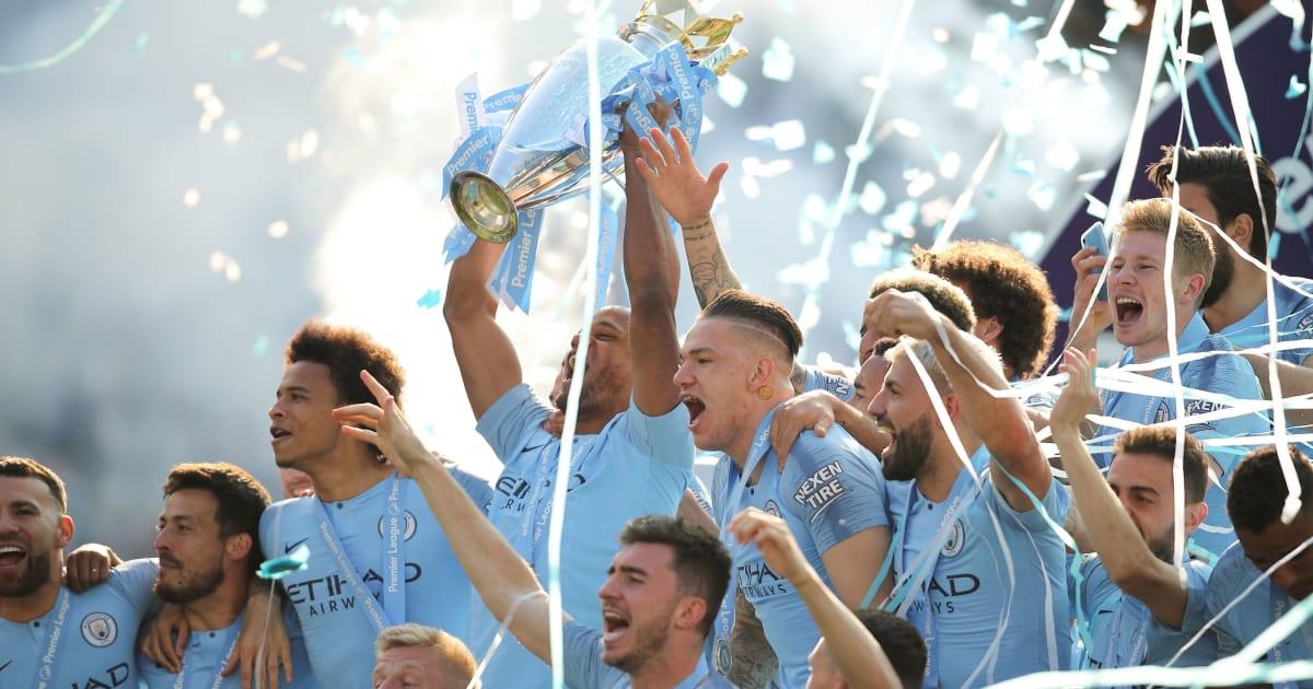 """manchester city premier league champions-ის სურათის შედეგი"""""""
