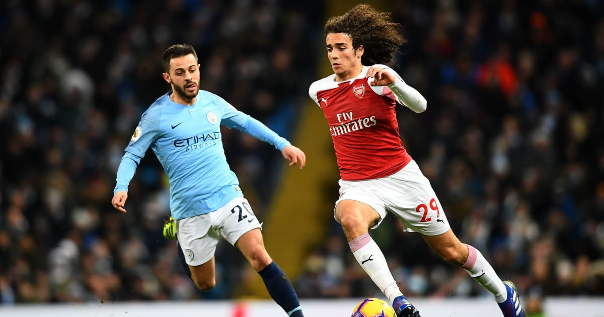 PSG Reportedly Looking to Spend £60m to Bring Back Arsenal's Matteo Guendouzi