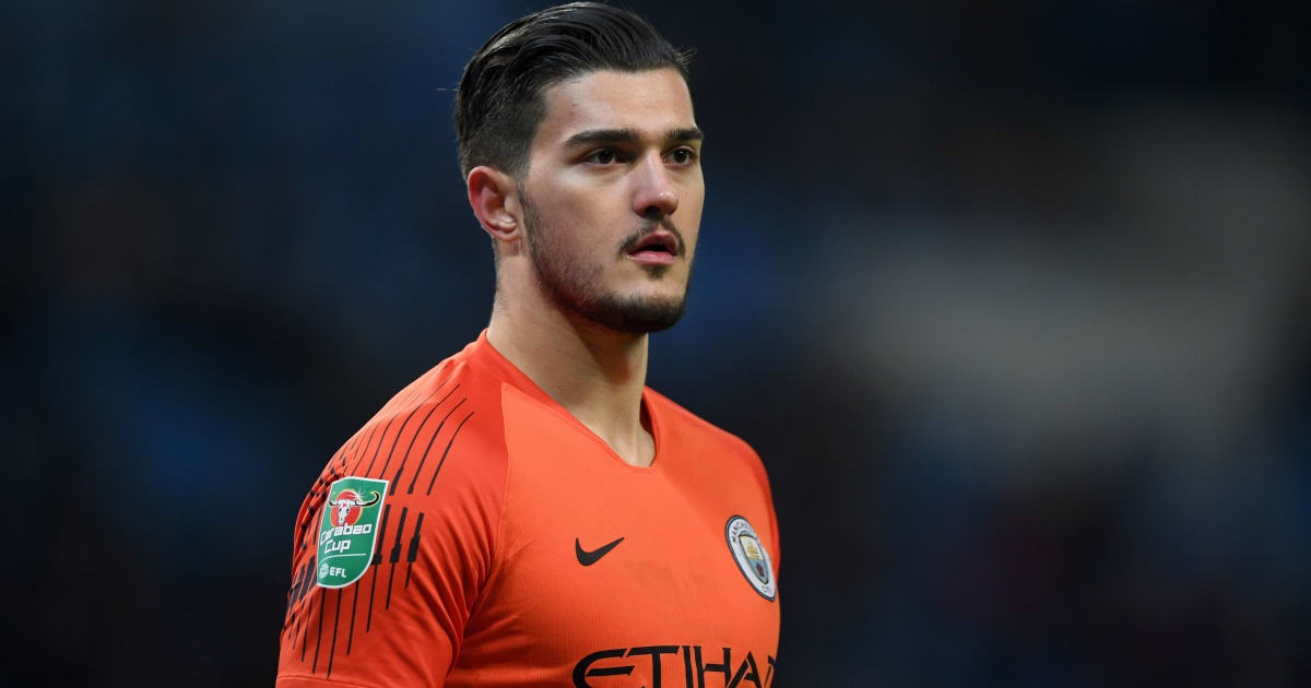 69f00cb9f Manchester City Set to Offer Arijanet Muric New Deal After Impressive  Showings .