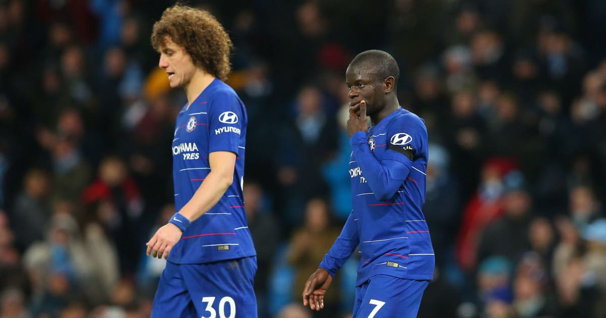 Chelsea Vs Manchester City Fc: Rating Pemain Chelsea Vs Man City: Penampilan Amatir Lini