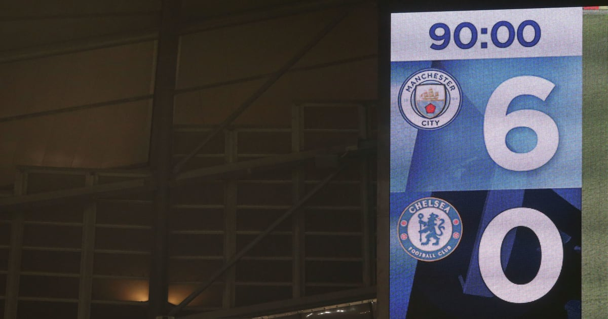 City Vs Chelsea: Man City Apologise For 'Taunting' Chelsea Fans With