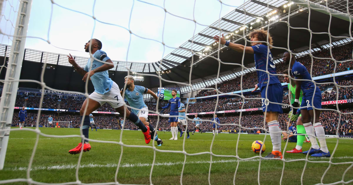 Manchester City Fc And Chelsea: Manchester City-Chelsea Maçının Ardından Kırıp Geçiren