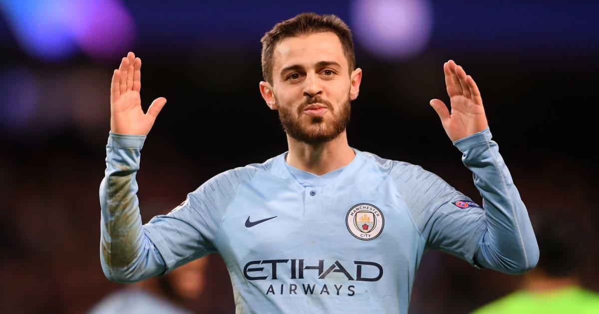 Bernardo Silva Determined to Win Premier League to Amend Champions League Heartbreak