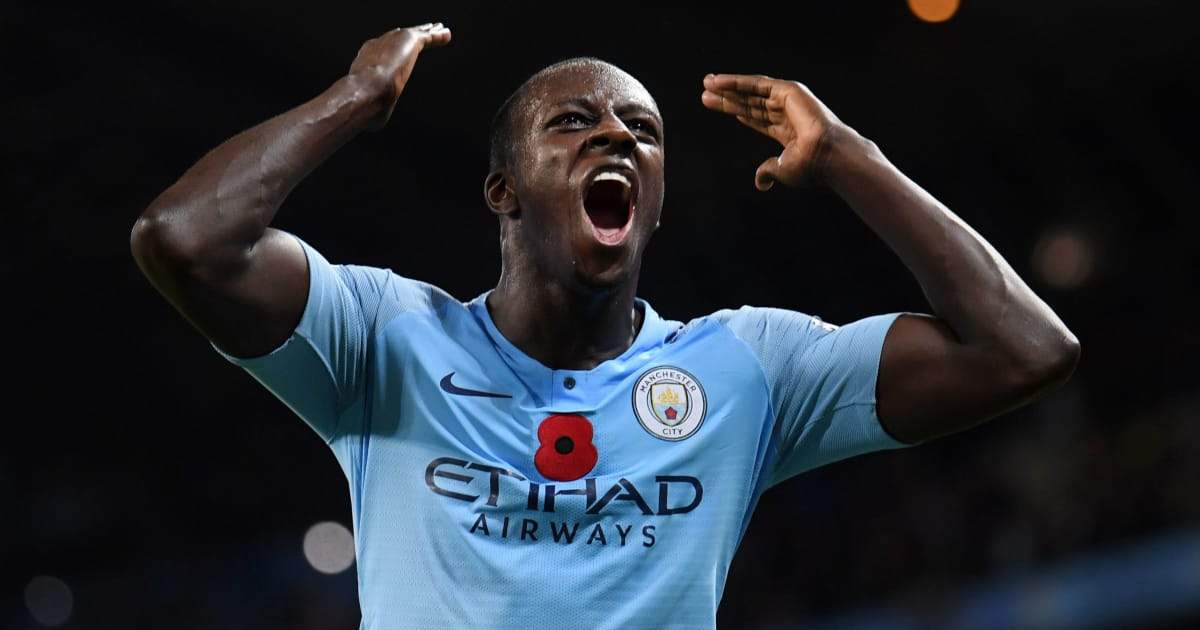 'I'm Not His Father!' - Pep Guardiola Asks Benjamin Mendy to Focus More on his Football