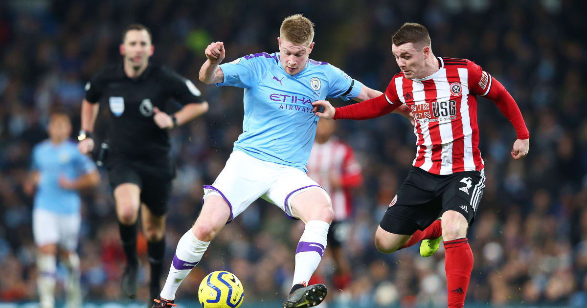 Sheffield United vs Manchester City: How to Watch on TV ...