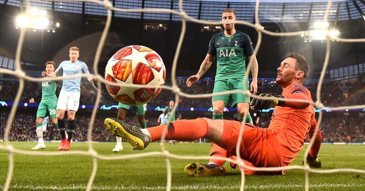 Man City & Spurs thiết lập kỷ lục vô tiền khoáng hậu của Champions League
