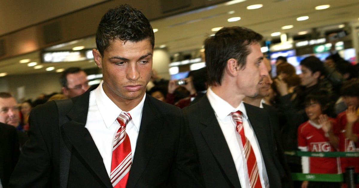 Une ancienne gloire de Man United dévoile les raisons du départ de Cristiano Ronaldo