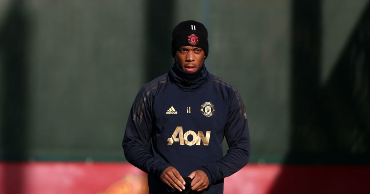 Anthony Martial Issues Bizarre Social Media Apology to Fiancée Following Cheating Claims