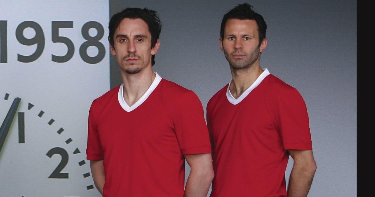 Ranking Man Utd S 10 Best Home Kits Of All Time 90min