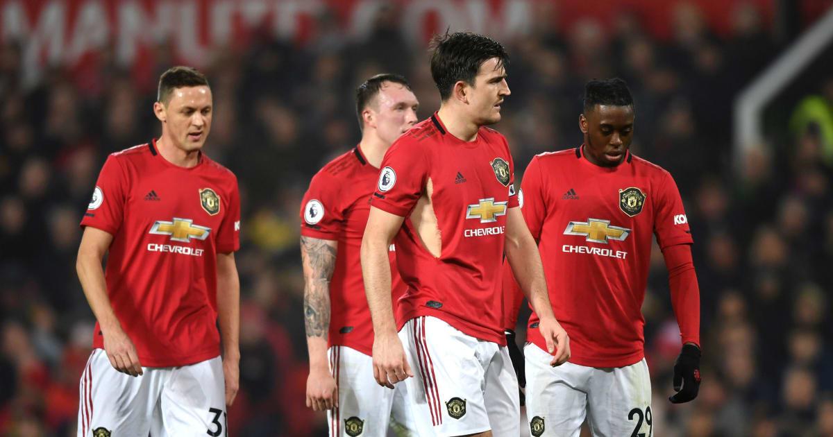Manchester United 0-2 Burnley: Red Devils Terpuruk di Old ...