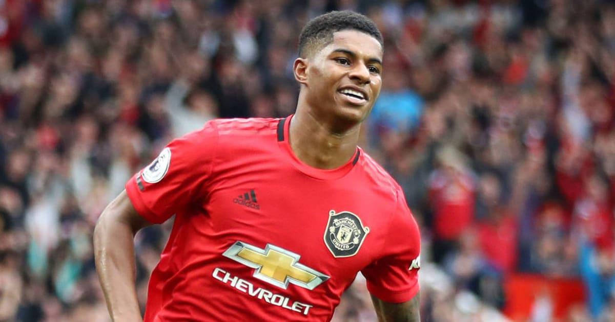 Marcus Rashford Wins Twitter After Fulfilling Dreams Of Supporter To Attend First Man Utd Match 90min
