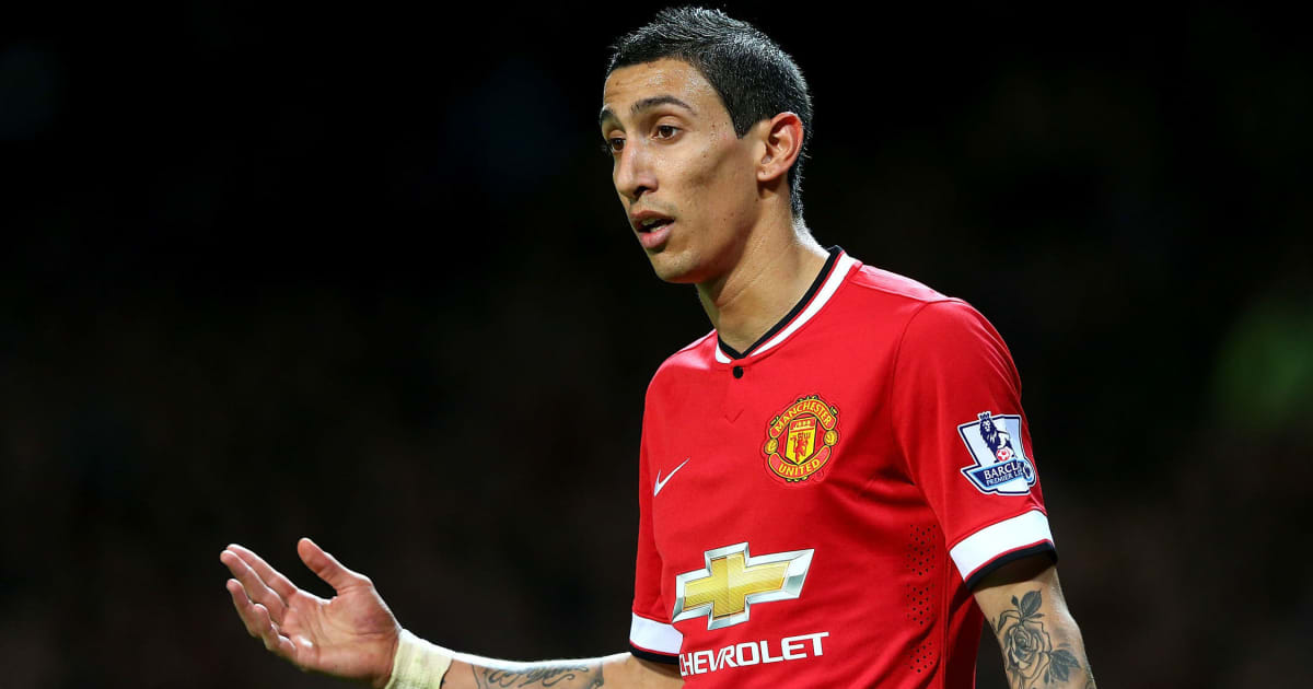 Angel Di Maria Reveals Fight With Louis Van Gaal Brought Premature End to His Man Utd Career