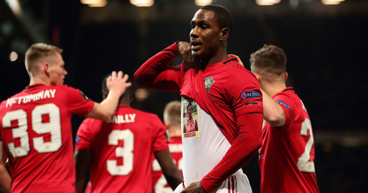 Twitter Reacts as Odion Ighalo Grabs First Manchester United Goal in Club Brugge Thrashing