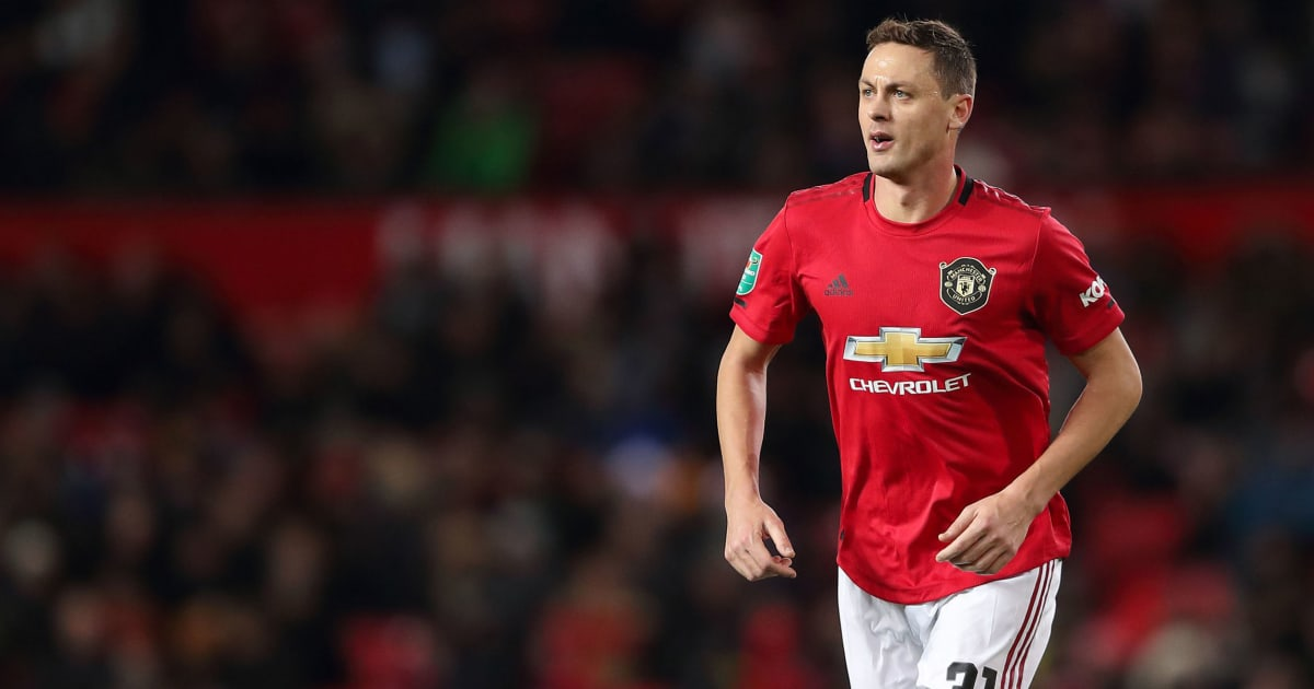 Nemanja Matic Admits He Could Leave Manchester United In