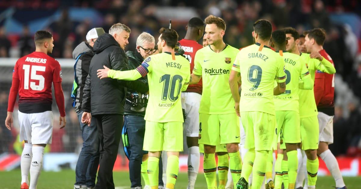 Chelsea Vs Manchester United Vs Fc Barcelona: 5 Kesimpulan Dari Laga Manchester United Vs Barcelona