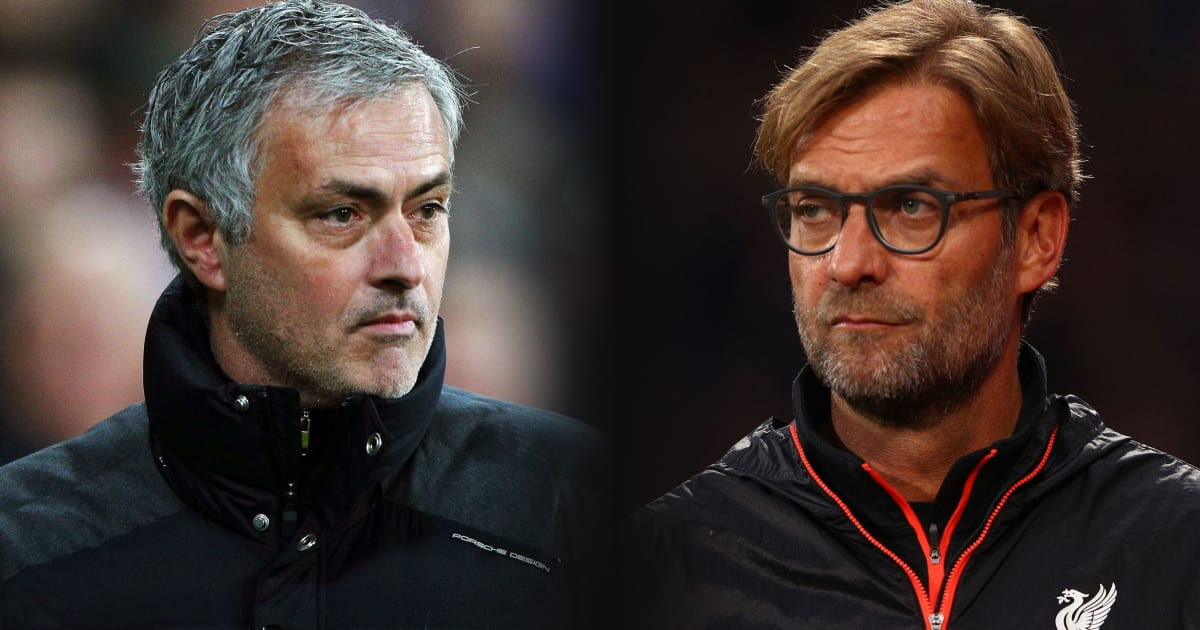 Jose Mourinho Takes a Dig at Jurgen Klopp, Says Liverpool Boss Didn't Like the Menu at Manchester