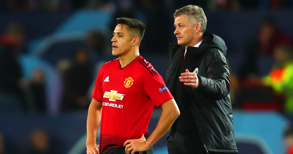 Alexis Sanchez Confirms Latest Injury Problem Ahead of Man Utd's FA Cup Clash With Chelsea