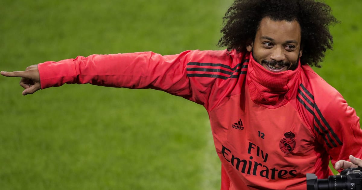 Real Madrid Looking at Four Superstars as Long Term Replacements for Marcelo