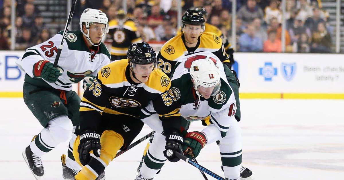 Bruins vs Wild NHL Live Stream Reddit | 12upBruins Reddit