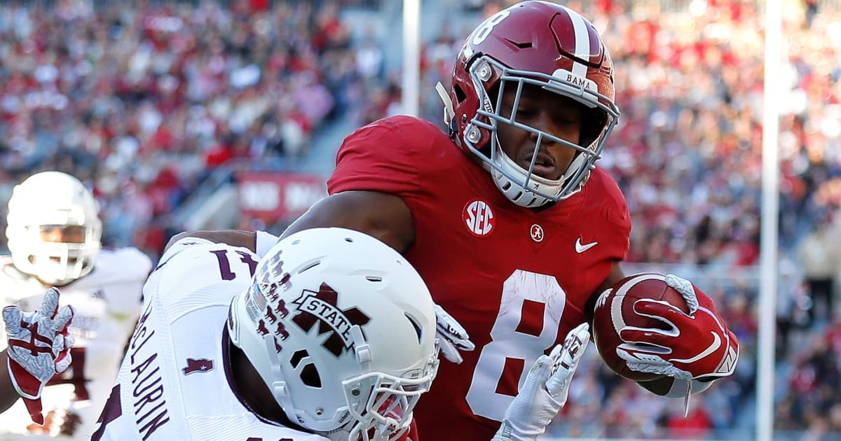College Football Betting Lines For Week 12 Features Alabama As 51