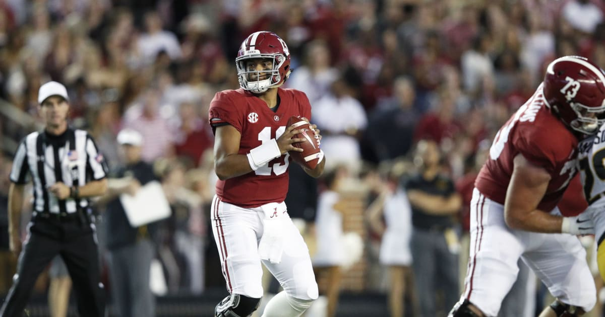 Ncaa Football Betting Lines For Week 10 Highlighted By Alabama Lsu