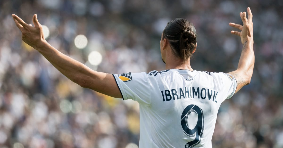 hot sale online eccdb 75abc Zlatan Ibrahimovic Set to Confirm 2019 Team as LA Galaxy ...