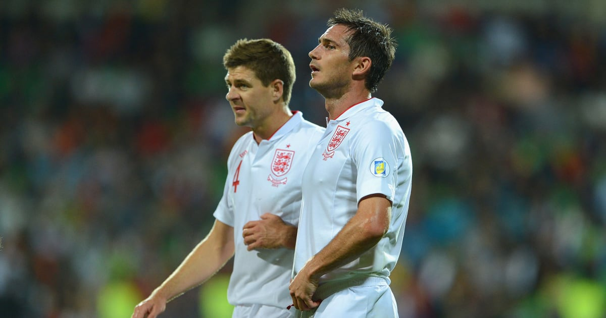 Brazil Legend Kaka Gives His Pick on Who Between Steven Gerrard & Frank Lampard Was Better