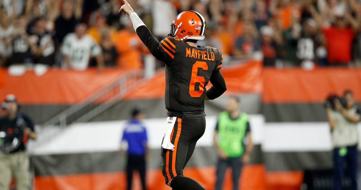 ed3120cabd3 Baker Mayfield Officially Named Starting QB for Cleveland Browns ...