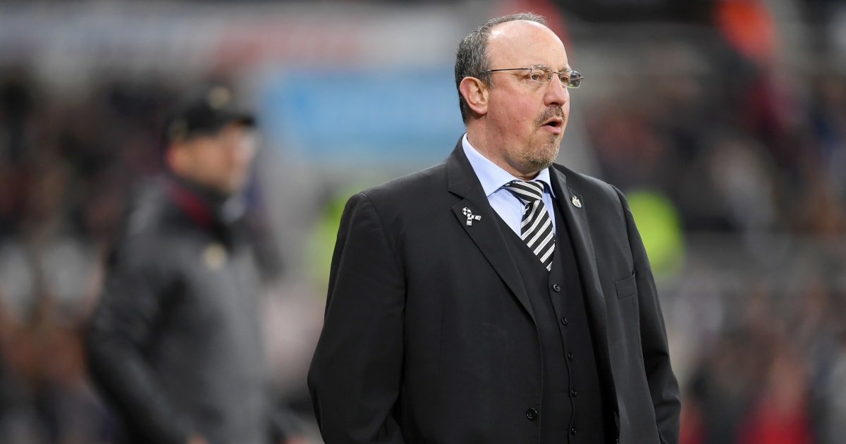 Rafa Benitez Opens Door to Manage Everton One Day Despite ...