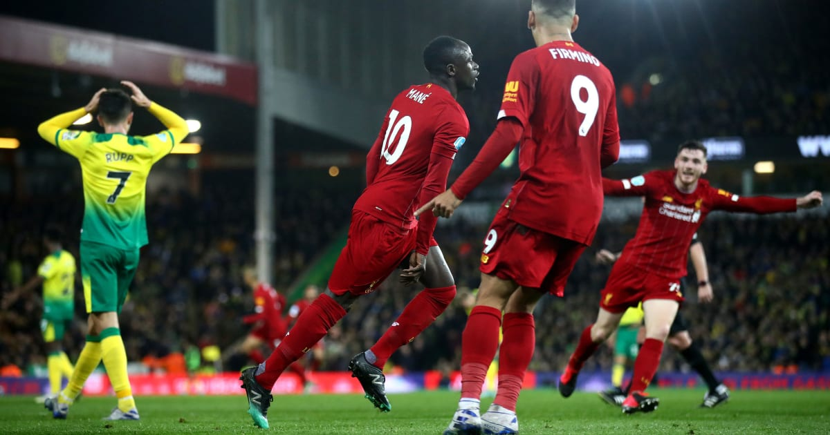 Norwich 0-1 Liverpool: Report, Ratings & Reaction as Fighting Reds Find Late Breakthrough