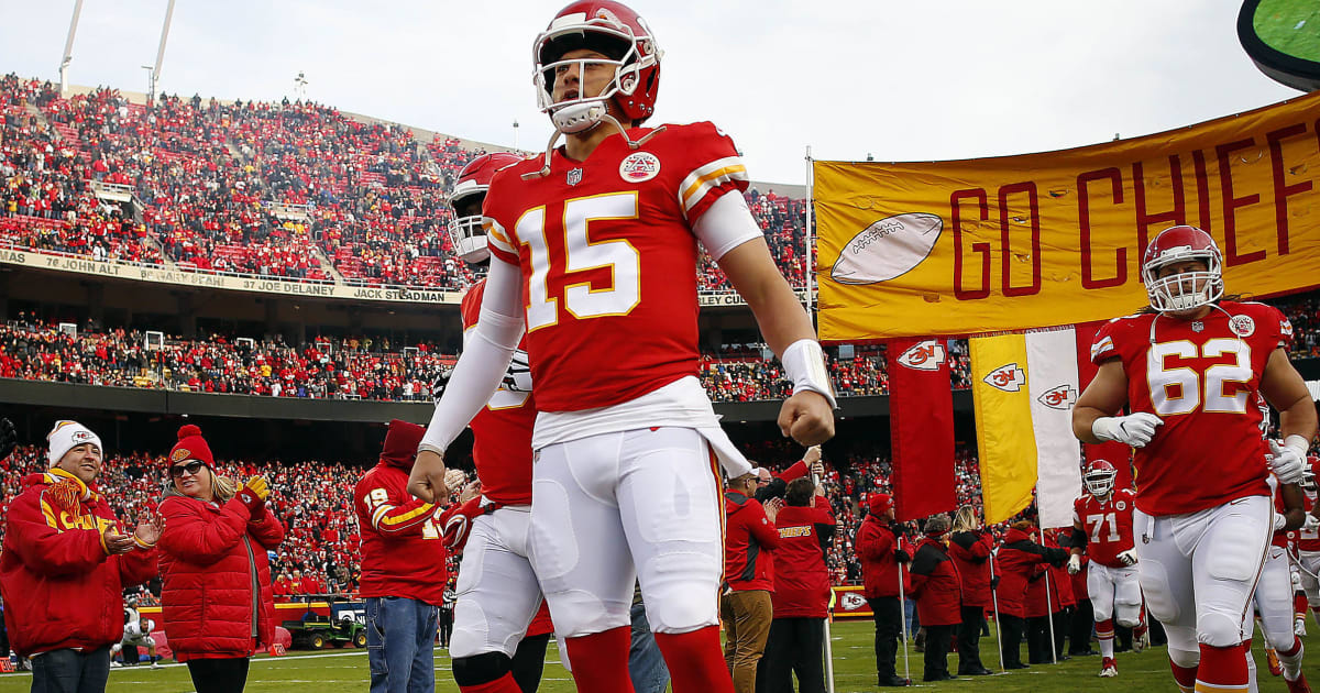 The Oakland Home Of Patrick Printy: Patrick Mahomes And The Chiefs Could Struggle To Beat