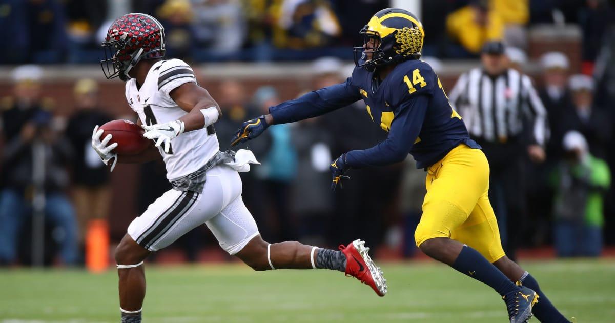 Ohio State vs. Michigan - Game Summary - November 30, 2019 ...