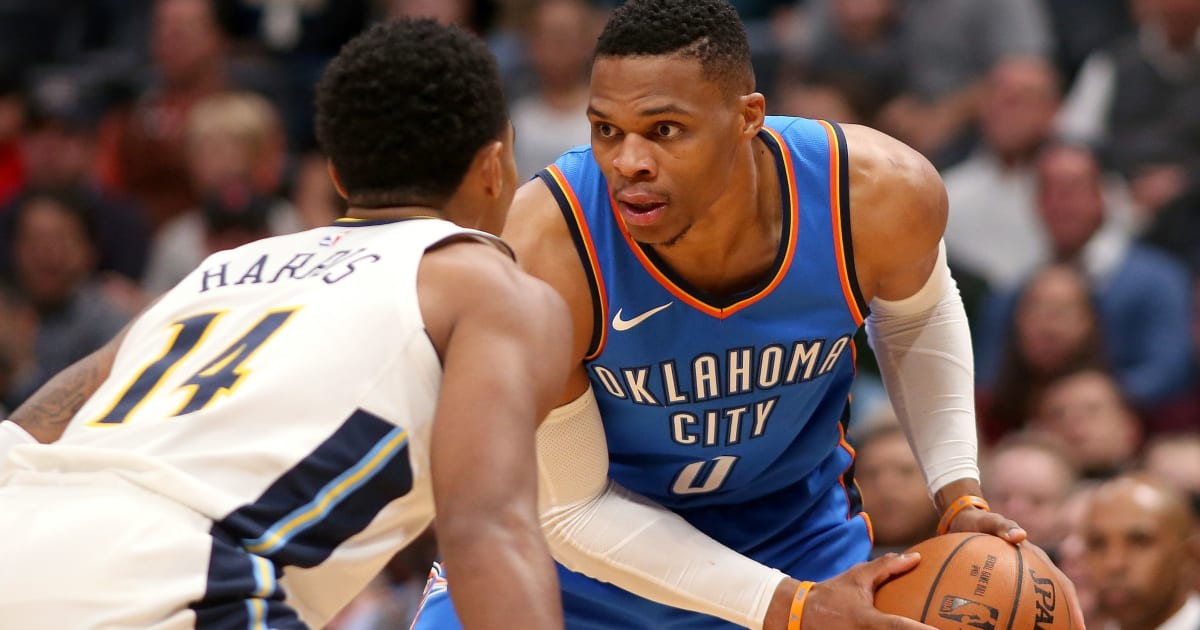 thunder vs nuggets betting