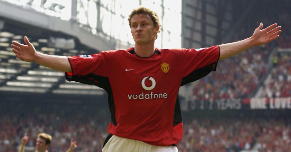 Man U Picture: Ole Gunnar Solskjaer: 11 Of His Greatest Man Utd Moments