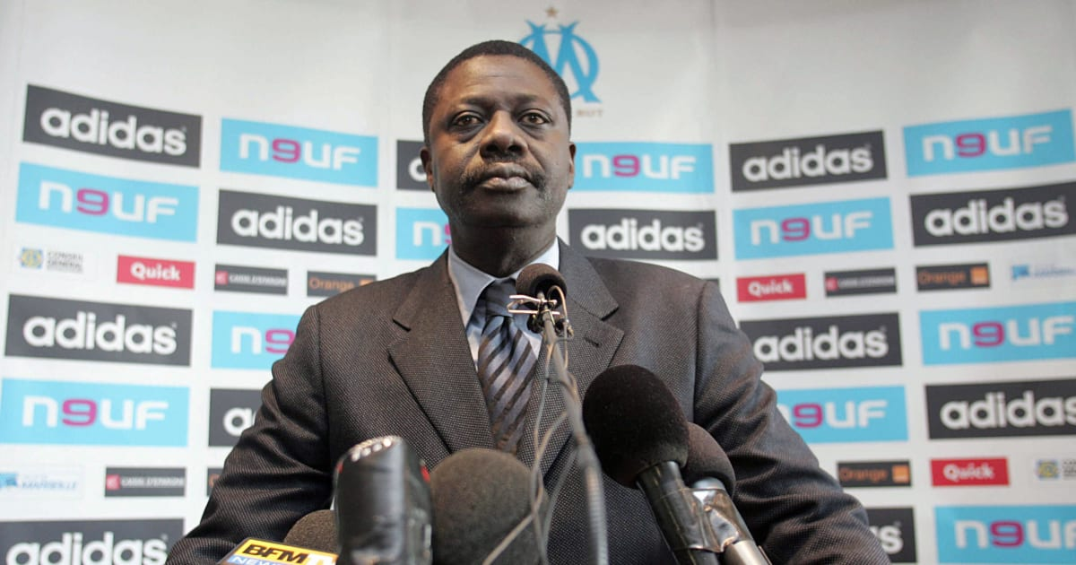 Former Marseille President Pape Diouf Dies Aged 68 After Contracting Coronavirus
