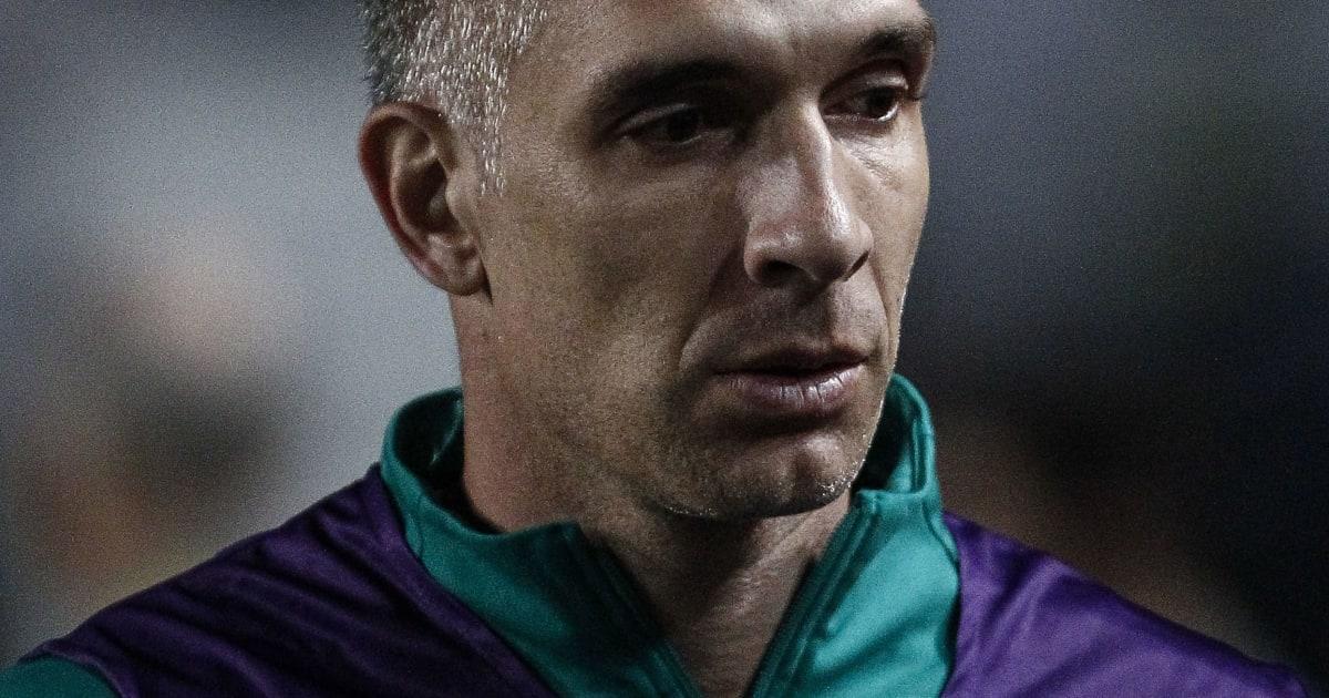 """Fernando Prass critica falta de atitude de jogadores: """"É muito comodismo"""""""