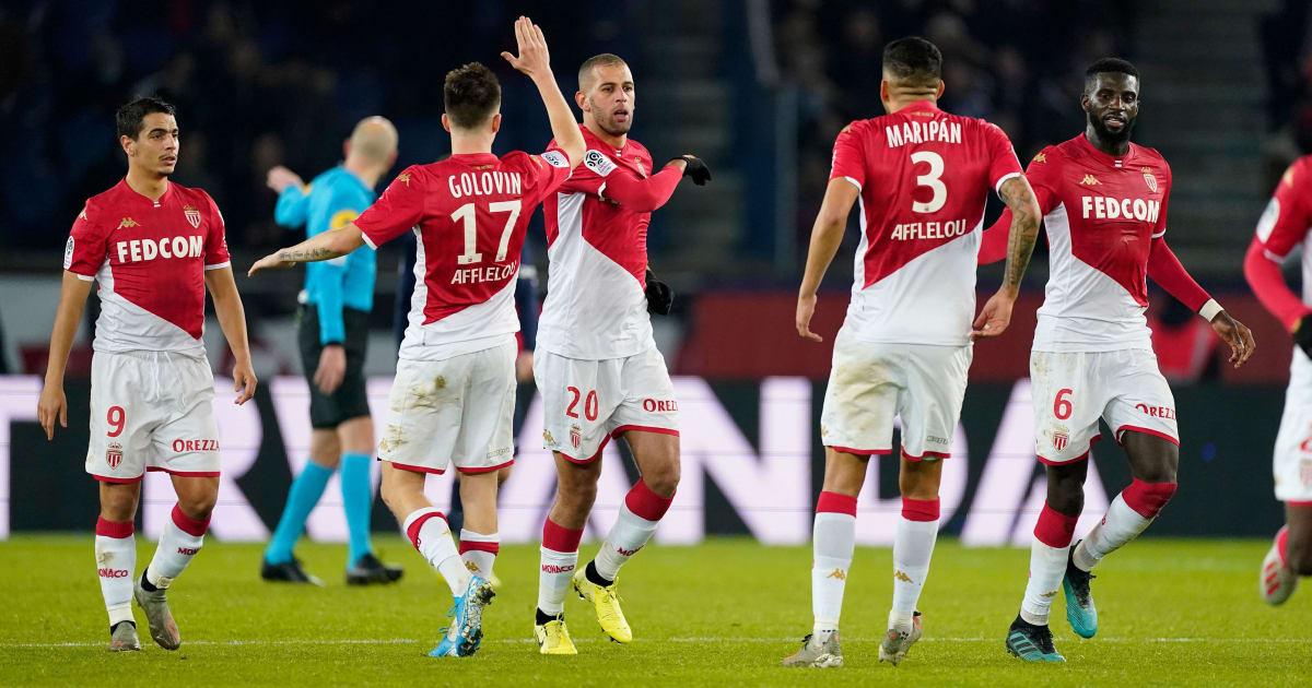 AS Monaco : Le duo Ben Yedder-Slimani fait rêver les twittos après la victoire à Amiens