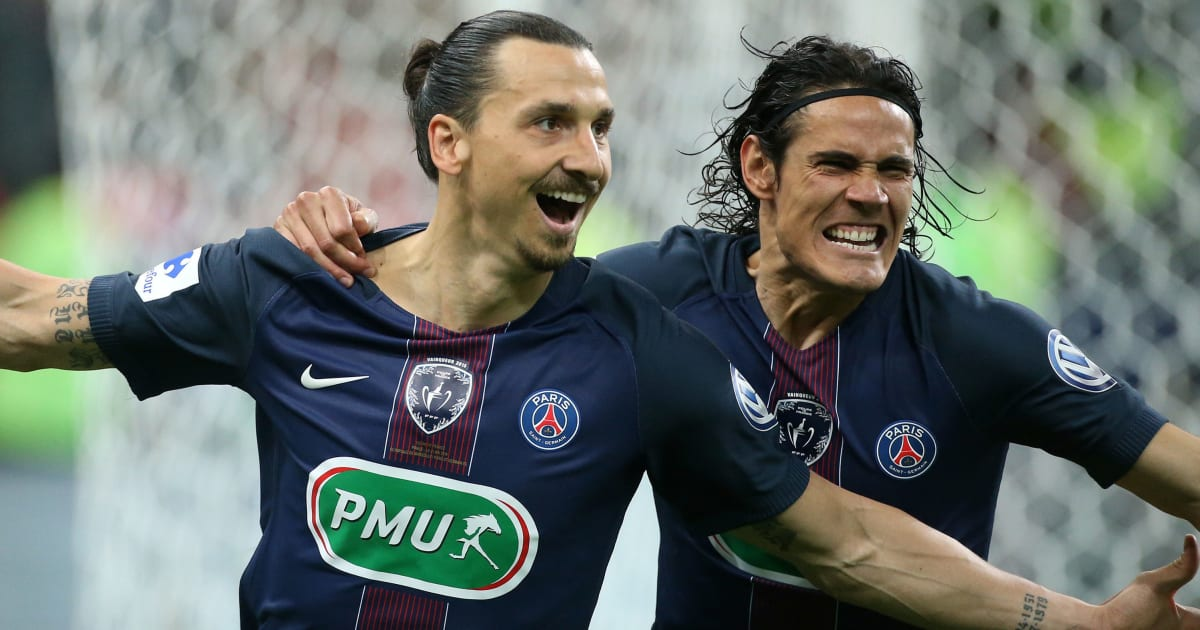 Leeds United Reportedly Tried Signing Edinson Cavani and Zlatan Ibrahimovic in January