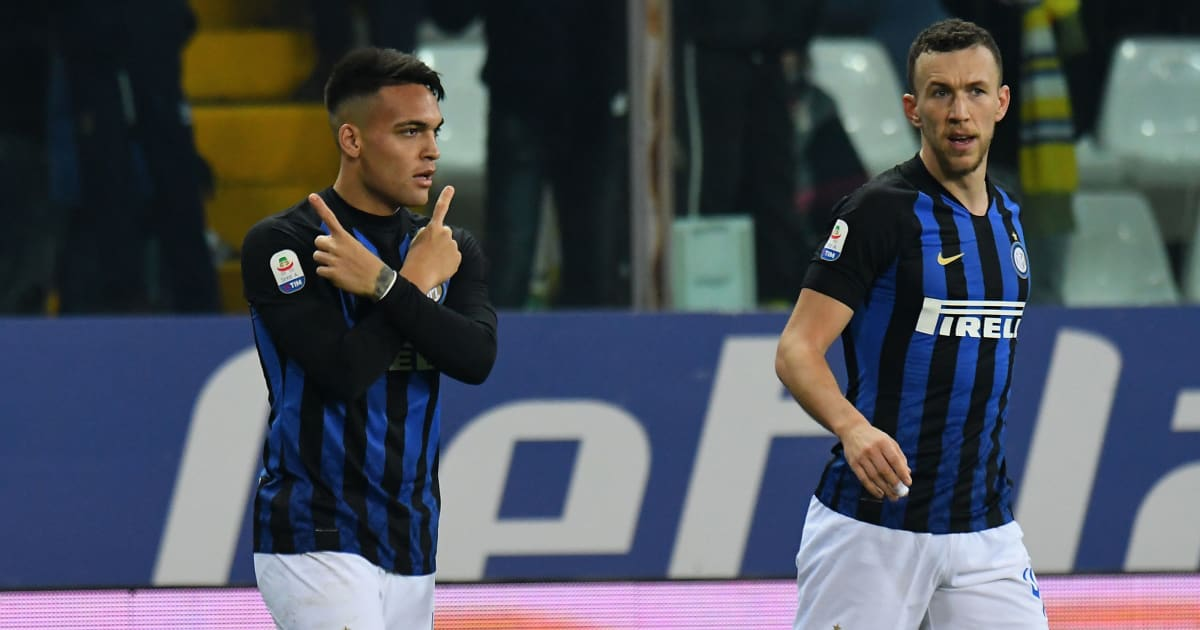 Luciano Spalletti Praises Lautaro Martinez for 'Great Performance' as Inter Eek Out First Leg Win