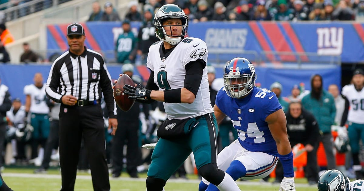 3 Trade Destinations for Nick Foles After Latest Contract News