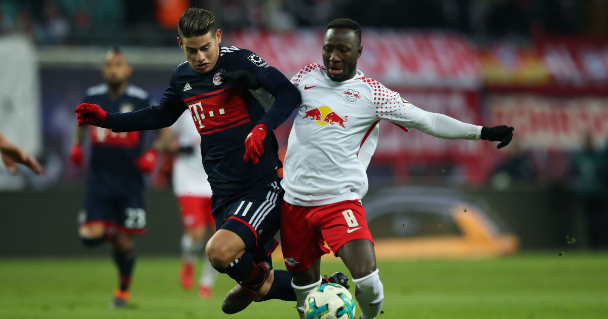 Naby Keita Claims That His Experience Playing Against Bayern Munich Could Help Reds in UCL Tie