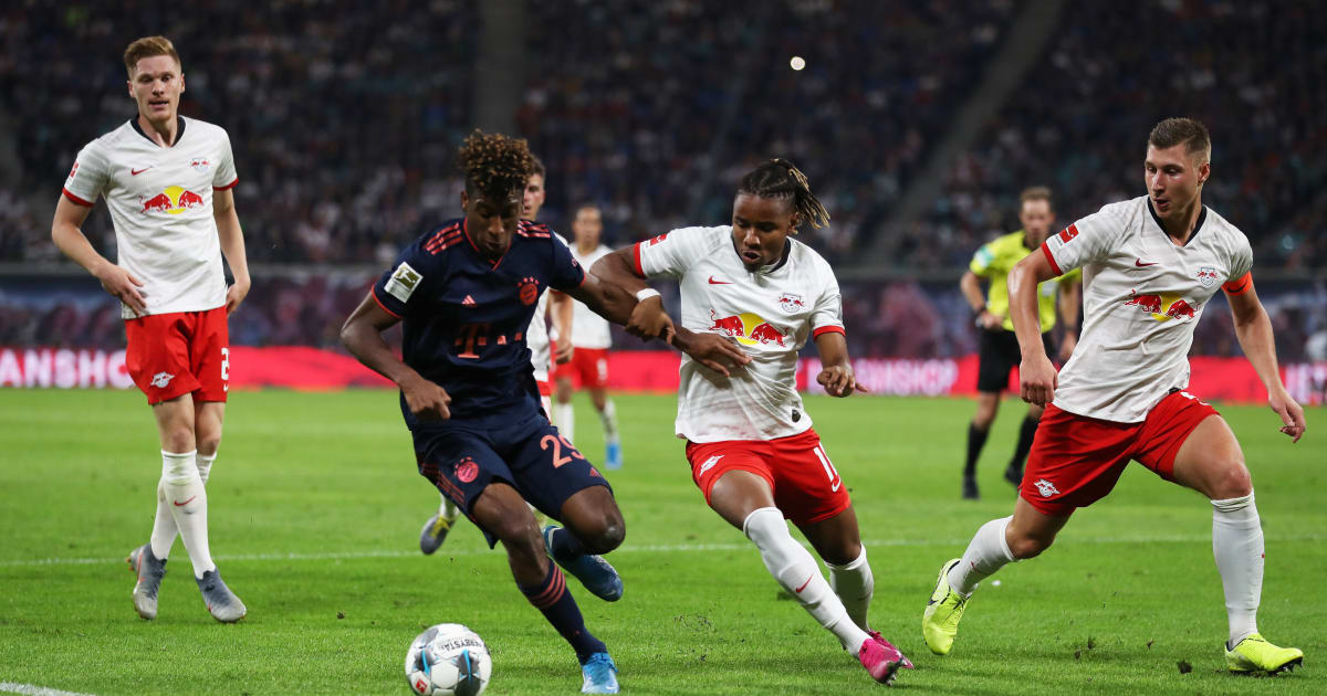 Rb Leipzig 1 1 Bayern Munich Report Ratings Reaction As Die Roten Miss Chance To Go Top 90min