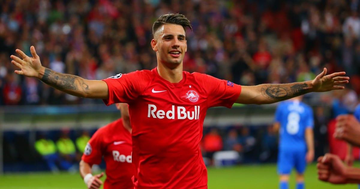 Arsenal to Scout Red Bull Salzburg Wonderkid Dominik