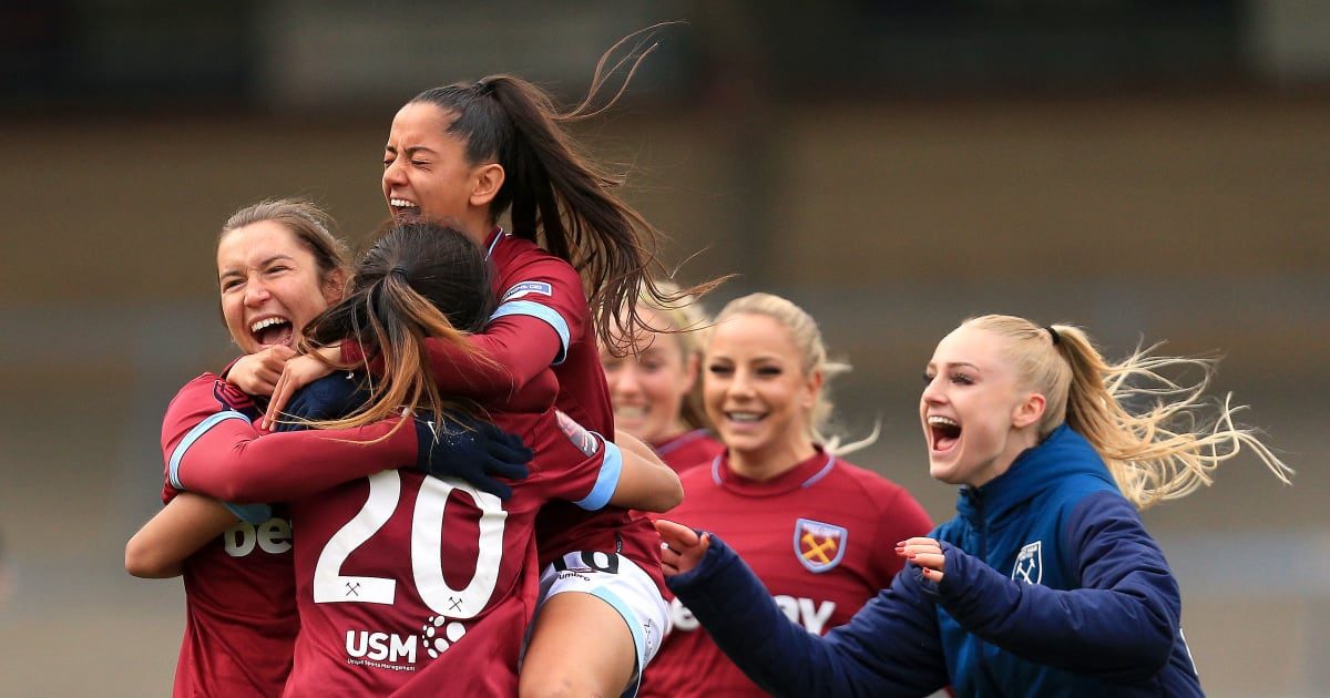 West  FA City Cup to Ham Manchester Roundup: Face Women
