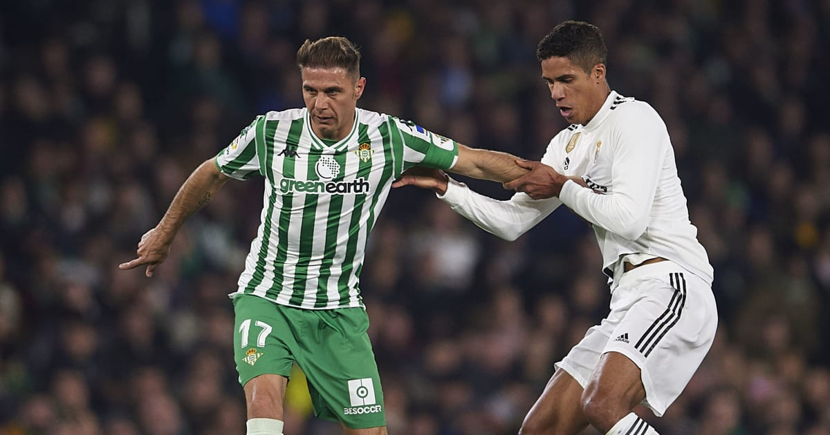 real madrid-betis - photo #18